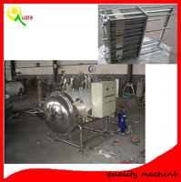 steam or water used single pot sterilizing retort canned food machine/brewing equipment