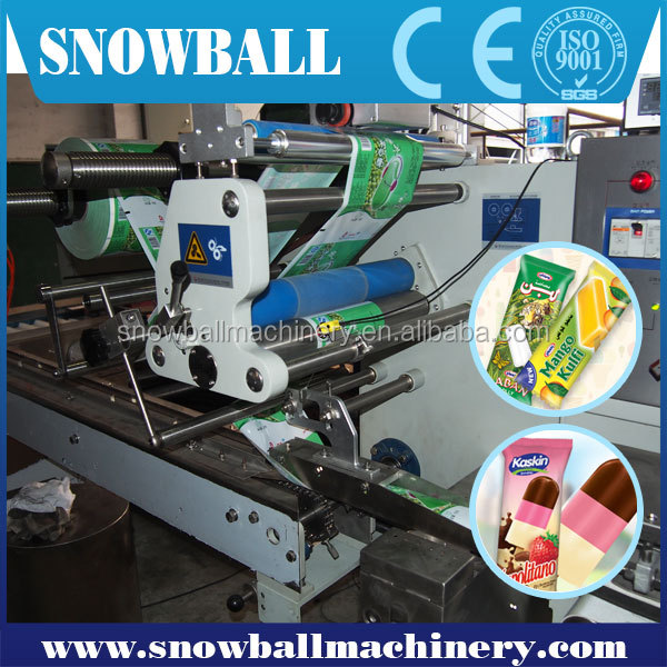 Satety control CE approved quality Automatic Ice Cream Packing System/Packing equipment