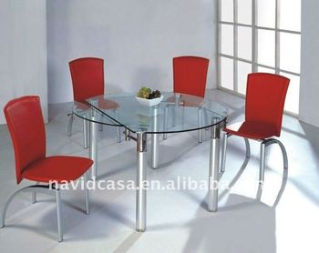 Cheap Wholesale Modern Glass Extendable Dining Table Buy Extendable