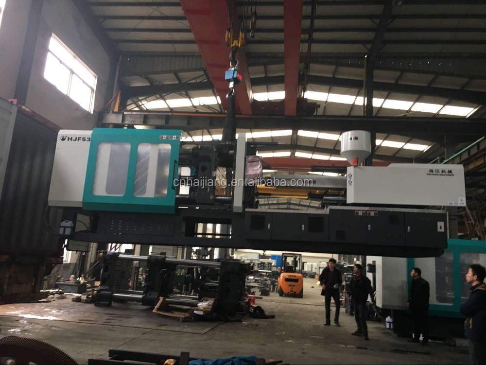 Top Chinese Manufacturer Make To Order Drum Plastic Molding Injection Machine