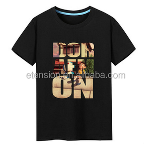 2017 Hot Sale Wholesale Factory OEM High Quality Custom 100% Cotton O-Neck Tie Dye T Shirt