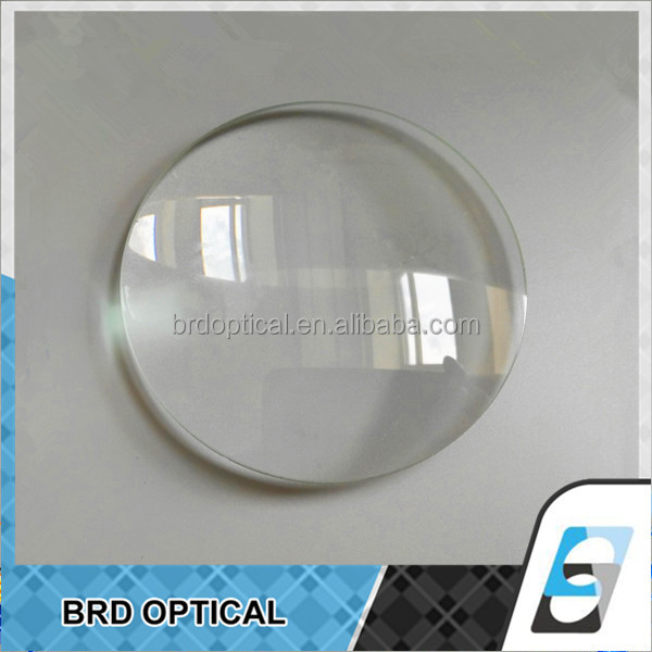 Float Material, Diameter 75mm, Focal length 150mm,Magnifying glass ,Double Convex Lens