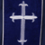 Navy Blue Wesley Style Wholesale Clergy Robes as Church Uniform