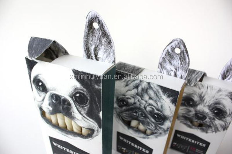 Custom logo full printing strong corrugated shipping mailing paper box for cat and dog food