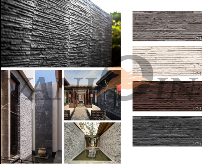 Exterior Wall Cladding Natural Stone Fireproof Ceramic Tiles Buy Fireproof Ceramic Tiles