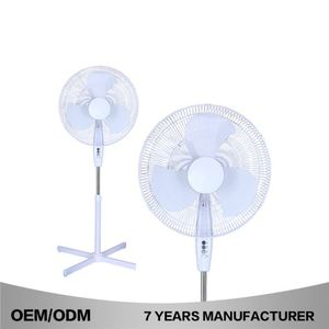 18 Inch Rotate Air Cooling Stand Fan 5 Blades Big Industrial King Of Fans