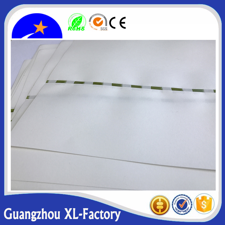Security window hologram thread A4 paper,Strip and Thread Cotton linen Bond Security Paper