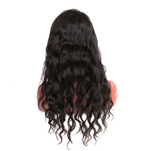 Best Selling Products Deep Wave Human Hair Weft Braided Lace Wigs For Black Women