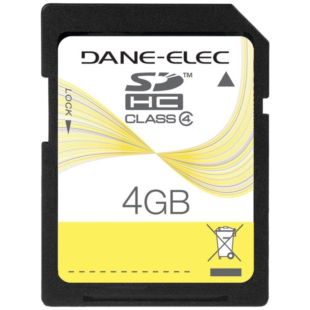Duracell 4GB SD memory Card (DU-SD-4096-R)