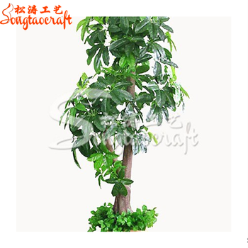 Chinese Outlet Hot Sale Customized Pachira Macrocarpa Artificial