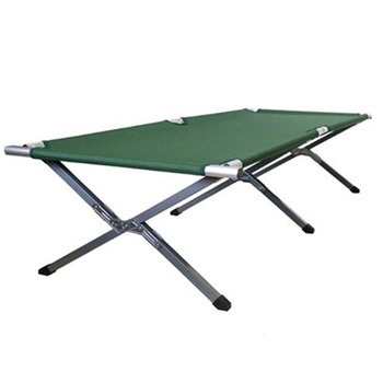 AEN-ST099 Aluminum Portable Folding Military Army Field Bed For Camping