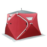 V1554-KD Quick Set Ice Fishing Shelter Outdoor Fitting