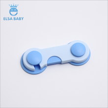 Especially for kids safety baby latches for drawer cupboard box and using by fridge cabinet door