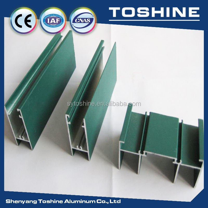 Colores para ventanas de aluminio grado superior de for Colores de perfiles de aluminio
