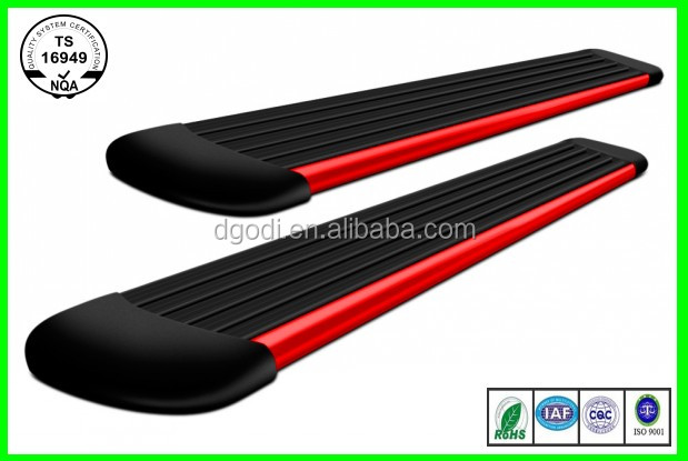 wholesale high quality car side step /truck running boards