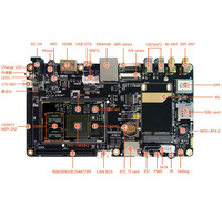IMX6Q motherboard i.MX6DL fly Si Carle four / dual core Android core board