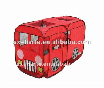 on sale 3041f f35a5 Red Bus Style Pop Up Kids Play Tent - Buy Bus Tent,Kids Bus Tent,Pop Up Bus  Tent Product on Alibaba.com