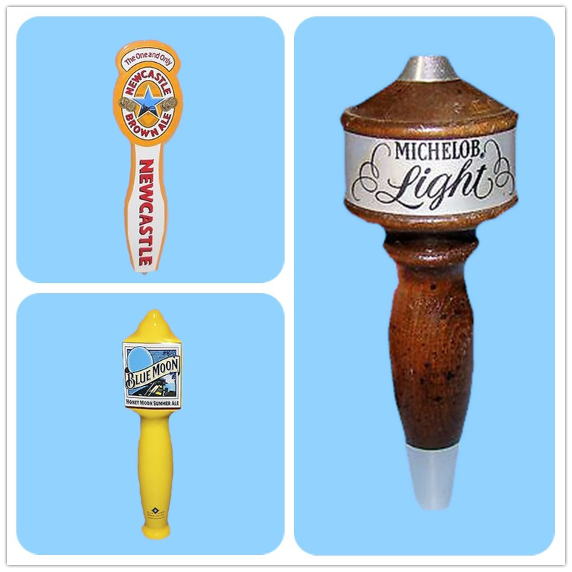 Hot Sale Nightclub beer tap handle, bar supply