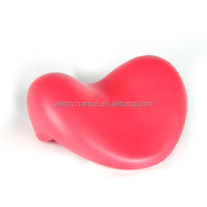 Colorful PU foam spa gel bath pillow