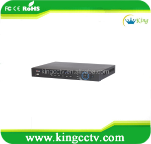 8 Channel 8PoE 1U Lite Network Video Recorder NVR DHI-NVR4208-8P