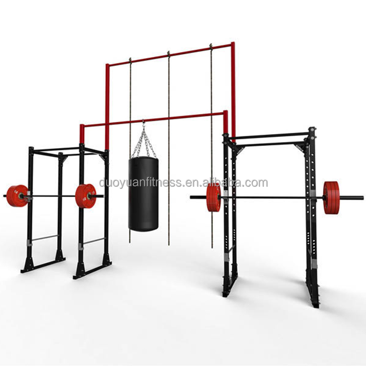Duoyuan Power Cage Rack Station 2 Standard Rack + Bar + 4000 Bar