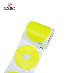14681 Dymo Compatible Color Labels Circle Sticker Roll CD/DVD Labels