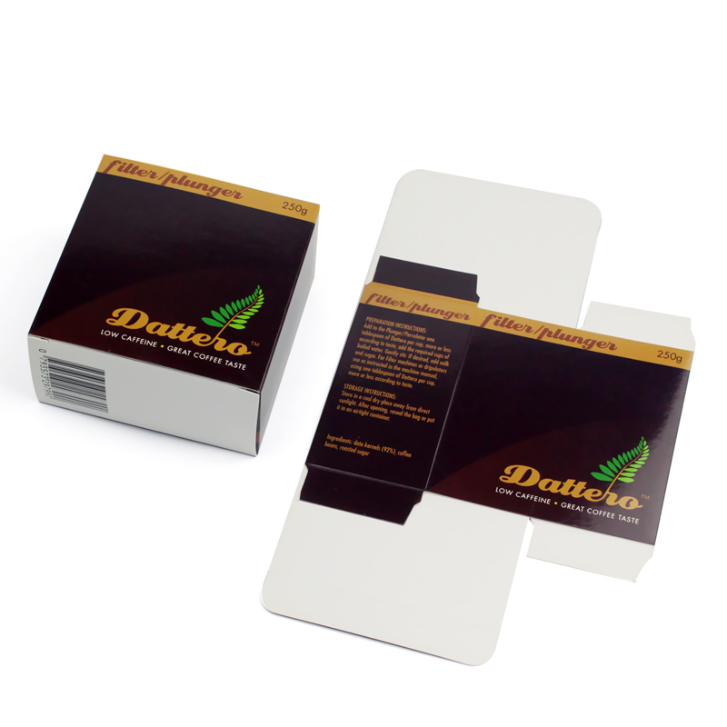 Factory Direct Supply Custom Printing Packaging Gadget Paper Box
