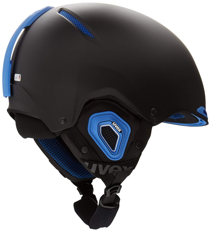 Uvex JAKK+ Octo Winter Sports/Ski Helmet - 566182 (black-cyan mat - 55-59)