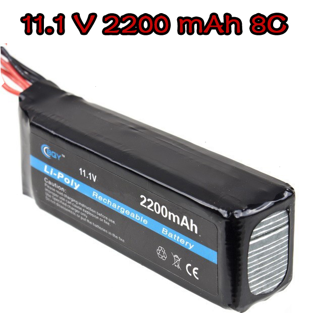 Lipo battery 3S 11 1 V 2200 mAh 8C 3 Thick Thin Sizes Performance of Lipo