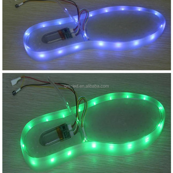 3v 3528 Rechargeable Battery Powered Led Strip Light For Shoes Buy