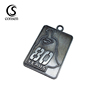 Promotional cheap wholesale custom logo hang metal dog tag