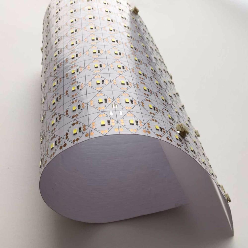 Nuovi sistemi di illuminazione a led luce foglio di for Sistemi di illuminazione led