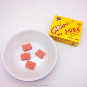 New Orient Good Chinese Manufacture Crayfish Soup Bouillon Powder cube, bouillon seasoning factory