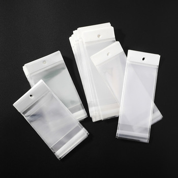 Earring Necklace Opp Plastic Bag Jewelry Packaging Bags For Cards Product On Alibaba