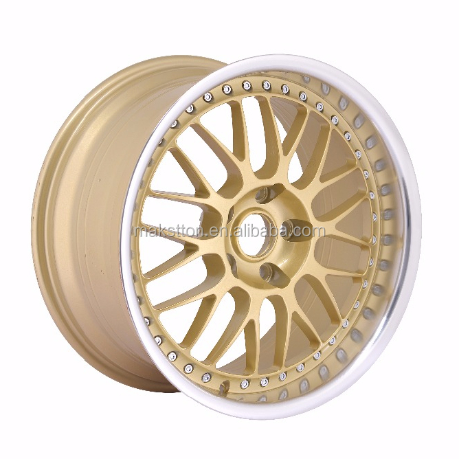"Japanese bbswheel rotiform replica Forged racing wheel rims 18"" wholesale LM series suit for Audi A6 and Brand cars"