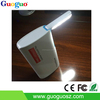 High quality 7800mah mobile power bank,LED light mobile phone power bank for everyone to use