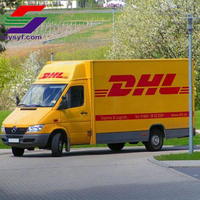 China air express shipping DHL shipping agent from China to USA