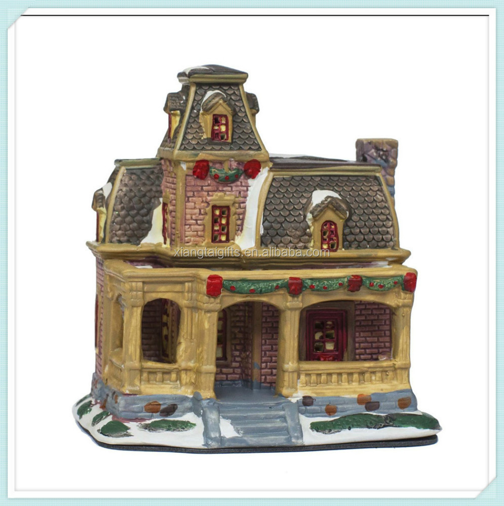 Porcelain Christmas House, Porcelain Christmas House Suppliers and ...