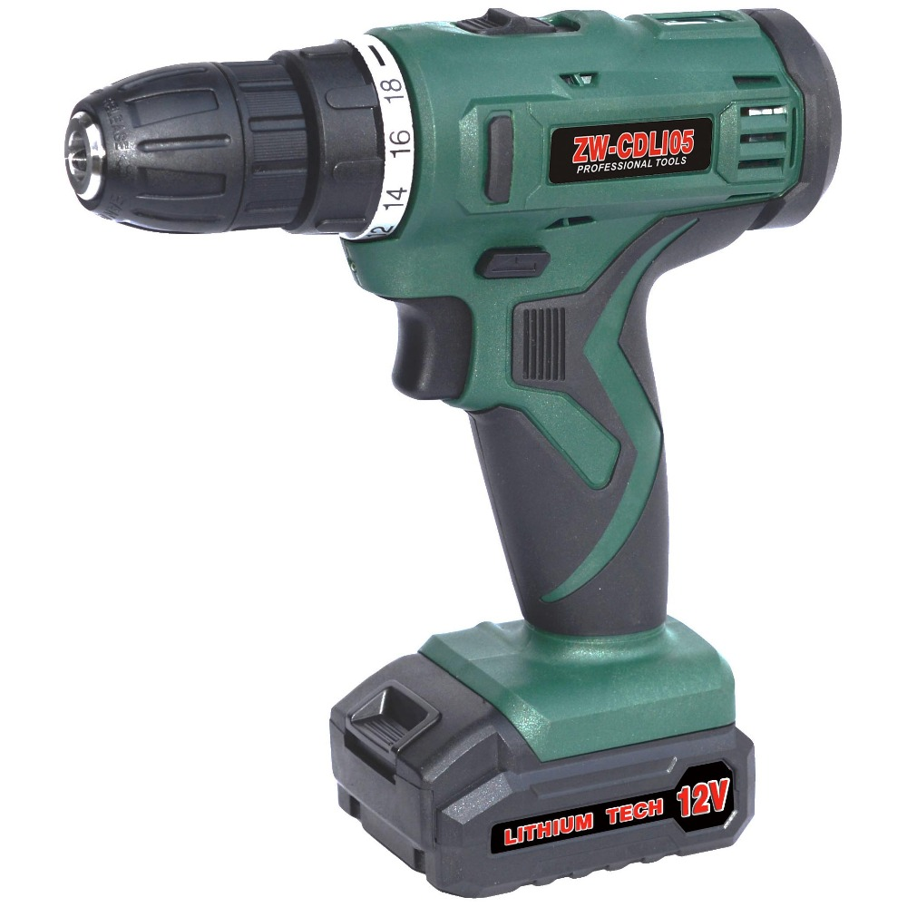 12V lithium li-ion cordless power tool cordless <strong>drill</strong> cordless screwdriver portable electric <strong>drill</strong>