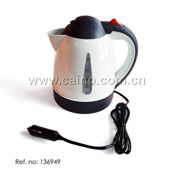 12v Coche Eléctrico Hervidor De Agua 12v Mini Hervidor De