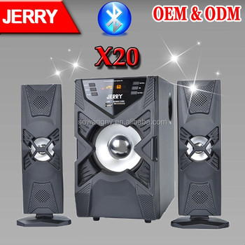 Best Selling Products 2.1 Channels Home Theater Music System