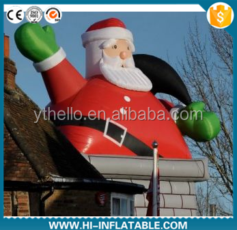 led lighted christmas inflatables polar bear christmas yard decorations for christmas ornamentparty - Polar Bear Inflatable Christmas Decorations