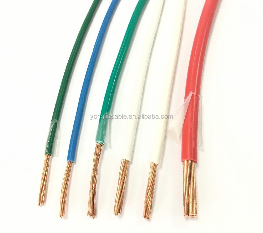4 Thhn Wire Wholesale, Thhn Wire Suppliers - Alibaba