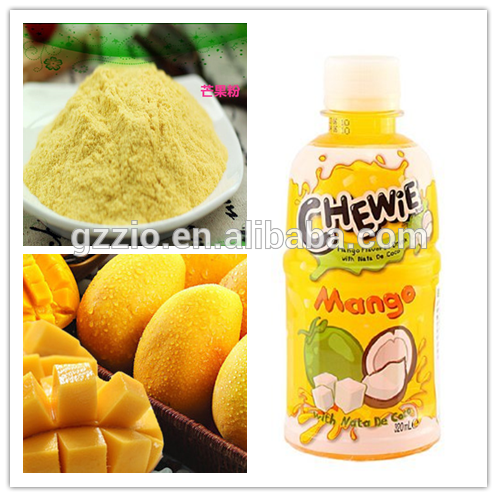 Natural 100% pure dry mango fruit juice powder wholesale price