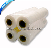 POF/PE Plastic Printed Shrink Wrapping Film in Roll