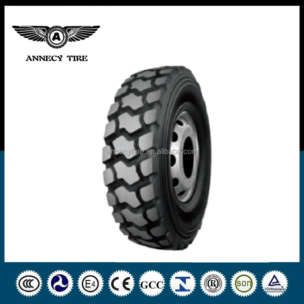 Tyre factory in China radial truck tire 285/70R19.5 tire for truck and bus