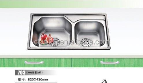 kitchen sink supplier wholesale direct double bowl stainless steel sink with drainboard buy single bowl stainless steel sink with drainboardnew single - Kitchen Sink Supplier