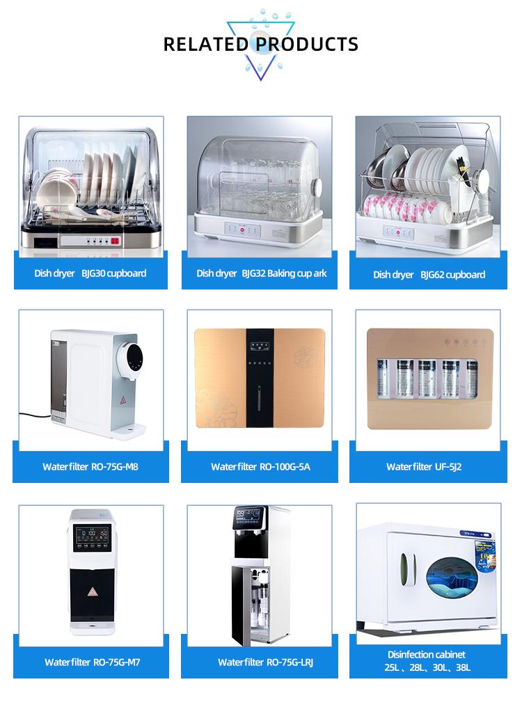 Beste Kwaliteit Draagbare Tafelblad vaatwasser vaatwasser Schotel Wasmachine