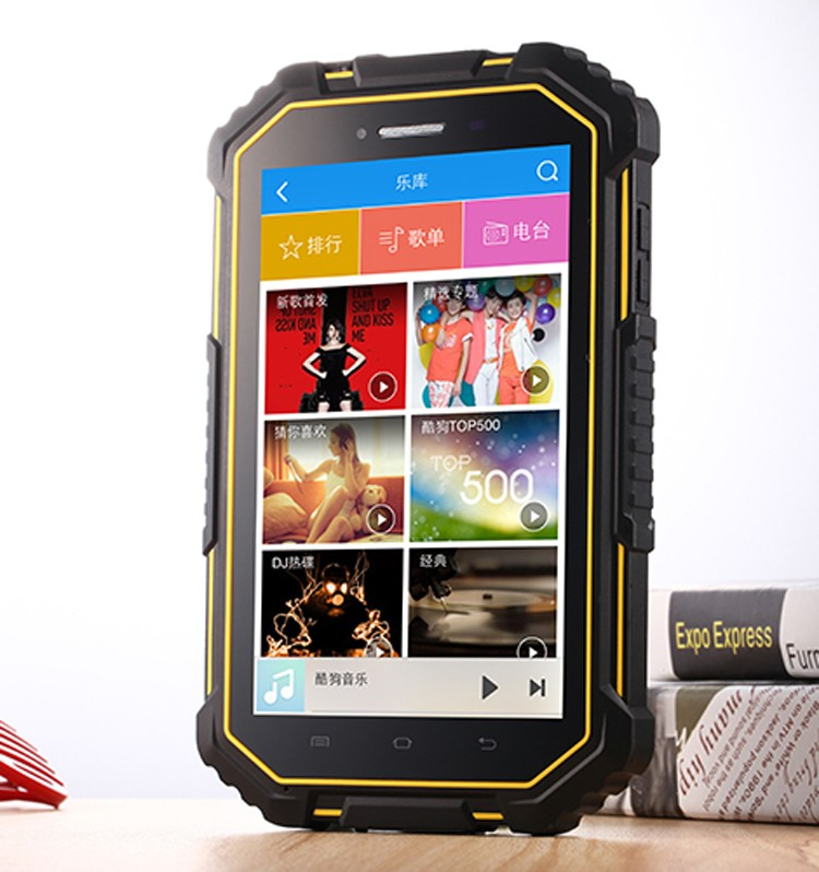Cheapest Factory Tough Tablet 7 Inch GPS 4G LTE 2G/16G IP67 Android 6.0 Tough Tablet PC