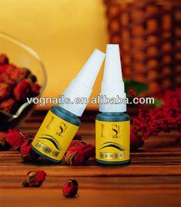 eyelash glue manufacturer and strong long lasting eyelash extension glue